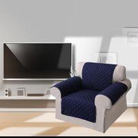 Stuhlabdeckungen Haustier Waschbare Abnehmbare Sofa Couch Cover Hundemöbel Armlehne Protector MAT Wohnzimmer Liege