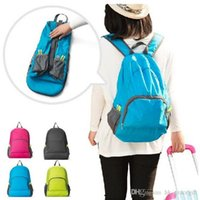 Folding bags Large capacity conveninent folded backpack Busi...