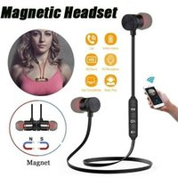 Factory Store Magnetic In- Ear Headphones Bluetooth Stereo Wi...