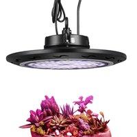 Водонепроницаемый UFO LED Grow Light 1000W IP65 1-1 Диммируемого Полного спектр Growing лампу с MEANWELL драйвером роста растений в оранжереях