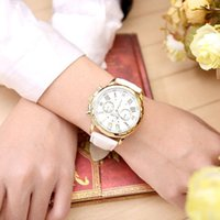 New Women' s Watch Fashion Roman Numerals Faux Leather A...