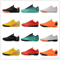 Mercurial VAPORX XII Academy IC TF Mens ACC Soccer Cleats Wo...