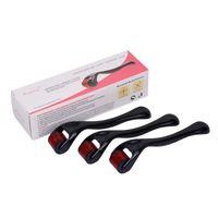 DRS 540 Microneedle Derma Rulo Mikro Titanyum İğneler Mezoroller Dr Cilt Bakımı ve Gövde için Dr Kalem Makinesi