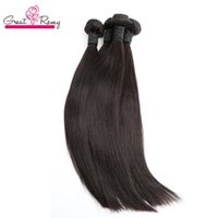 100% Chinese Hair 3bundles Remy Human Hair Weave Straight Natural Color Cheap Chinese Hair Greatremy Drop Shipping