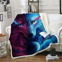 BeddingOutlet Where Light And Dark Meet Printed Velvet Plush...
