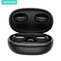 전화 삼성 박스 충전과 JOYROOM TWS 무선 블루투스 헤드폰 JR-T08 터치 제어 스테레오 이어폰 블루투스 5.0 이어폰