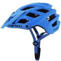 2018 Новый Cairbull Велоспорт шлем TRAIL XC велосипед шлем в плесени MTB велосипед шлем КАСКО Ciclismo дорога горные шлемы безопасности Cap