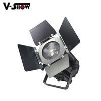 جهاز استوديو تلفزيوني مسرح 300 واط أدى الأضواء Fresnel مع Zoom 3200K / 5600K Spot Light for Thirater TV Photo Studio