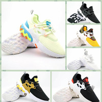 NRPST1 2018 Hot new arrival react presto fashion sports tria...