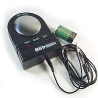 498 Bilek Kayışı Tester Hakko 498 Elektrikli Statik Bilek Zemin Sistemi Test Cihazı, Hızlı Yanıt Ölçer, Yüksek Kaliteli Yepyeni
