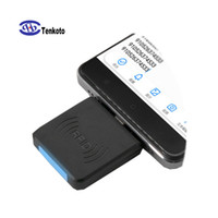 Nieuwe Model Android Mobiele Telefoon Micro Mini USB NFC 13.56MHz RFID Reader 10 bitnummer zonder software A420