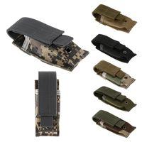 Sac de poche Molle poche tactique militaire de l'armée Fan Équipement Petit sac Ciseaux Bag Outdoor Waistpacks ZZA888