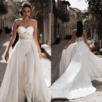 Элегантные свадебные платья с курткой бисером блестки Свадебные платья голеностопного Длина Плюс Размер Матери платье