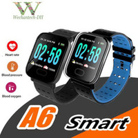 2019 New Arrival A6 Sport Smart Band Blood Pressure Smart Br...