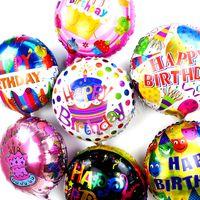 La festa gonfiabile a 18 pollici di ballons del fumetto delle decorazioni di ballons del fumetto dei fiori dei bambini dei palloncini della stagnola dell'elio del fumetto gioca all'ingrosso