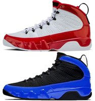New Jumpman 9 Gym Red Dream It Do It Black University Red Da...