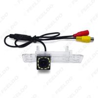 Buick Excelle / Excelle GT / Regal / LaCrosse # 5633 için LED Işık ile Araç Yedekleme Arka Görüş Kamerası