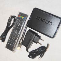 MAG250 150M اللاسلكية الهوائي HD مشغل الوسائط OTT TV MAG مربع نظام Linux Sys Sys Sys Mag254 MAG322