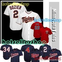 online store 32e5a 78cba Wholesale Brian Dozier Jersey for Resale - Group Buy Cheap ...
