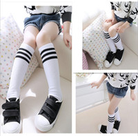 Girls Sexy Striped Stockings For Halloween Thigh High Stocki...