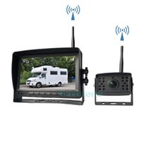 HD720P Digital Wireless Car Backup Camera Kit+ 7 inch Car LCD...
