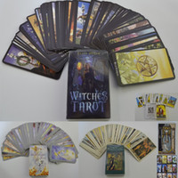 2018 Witch Tarot radiant rider wait tarot cards high quality...
