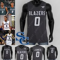 NCAA Benutzerdefinierte Sierra Canyon High School Basketball Jerse 0 Bronny James 15 Terren Frank 2 Zaire Wade Ziaue Williams Bailey Brandon Boston JR