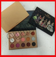 New Arrival Brand Makeup Pallete ColorPop Designer Collectio...