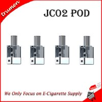 100% originale OVNS JC02 Pod Cartridge 1.0ml Thic Oil 1.2ohm Ceramic Coil Vape Tank per JC02 Starter Kit Genuine