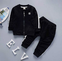2018AD Brand Baby Boys And Girls Tracksuits Kids Tracksuits ...