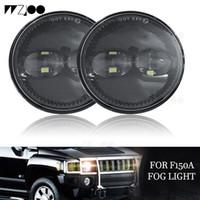 2 قطع أدى أضواء الضباب مصابيح القيادة استبدال ضوء جولة لفورد إكسبيديشن F150 Ranger 2008-2011 اكسسوارات السيارات