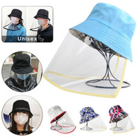 New Anti- fog Anti- spitting Protective Bucket Hat with Transp...