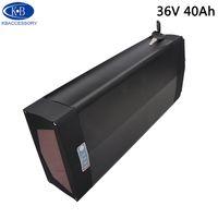 Di trasporto posteriore Rack batteria 36V 40Ah 36V batteria al litio bici elettrica della batteria con il caricatore USB + 2A per 1000w motore