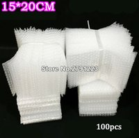 New 150x200 mm Bubble Envelopes Wrap Bags Pouches packaging ...