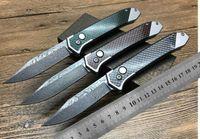 benchmade Damaskus A07 BM3300 BM3500 A161 C81 Messer Outdoor-Camping-Tools taktisches Taschenmesser im Freien Überleben EDC TOOL-Geschenk-Messer des Mannes