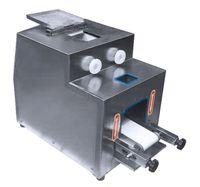 FREE SHIPPING Handel Mehl Tortilla Dumpling Wrapper Haut, die Maschine Knödel Haut Maschine Wonton Blatt-Herstellungsmaschine