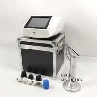 SW5b Máquina portátil onda de choque para el tratamiento ED magnética extracorpórea Terapia TOCH para el alivio del dolor conjunta disfunción eréctil uso en el hogar