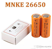 MNKE IMR 26650 Bateria MH46698 LIMN Bateria Recarregável 3500 mAh Bateria para 26650 Manhattan Nemesis mecânica mods