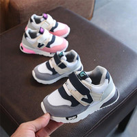 Children Shoes Sport Fashion Baby Boys Girls Casual Sneakers...