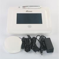 ماكياج دائم آلة رقمية Artmex V11 اللمس آلة الوشم مجموعة العين الحاجب الشفاه الروتاري القلم