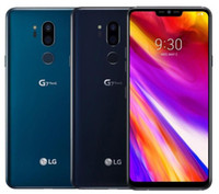 Originele LG G7 Thinq G710 OCTA CORE 4GB / 64GB 6.1Inch DUAL ACHTER CAMERA 16 MP Single SIM 4G LTE REFURBIDE ONTGRENDELDE TELEFOON