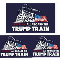 2020 trump car sticker Donald Trump locomotive stickers Trai...