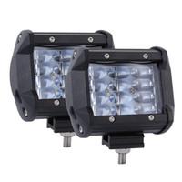4-Zoll-108W Auto-Licht LED-Arbeits-Licht Bar Offroad Fahren Nebel-Lampe für LKW