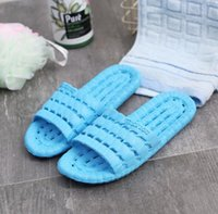 Summer Slippers Men and women Couples Bathing Hollow Slipper...