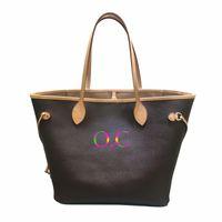 OC Женщины Одиночная сумка на плечо Персонализированные настраиваемые узоры и буквы с покрытием HONVAS HONVAS HOUP COUNCE COSMETIC BAG Бесплатная доставка