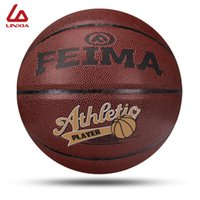 Newest Professional Basketball Ball Size 7 PU Leather Outdoo...