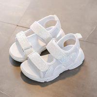 TELOTUNY sandalias inferior Niños bebés de los muchachos de las lentejuelas de malla gruesa deporte del verano sandalias zapatillas de deporte de los niños niñas Jun6