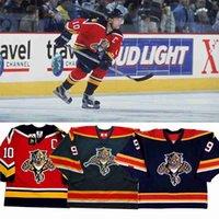 Jersey Roberto Luongo Pavel Bure John Vanbiesbrouck Ray Sheppard Brian Skrudland Jovanovski Retro Hockey Jerseys