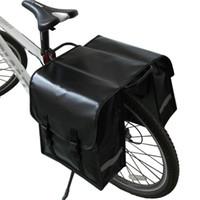 Bisiklet Torbaları Bisiklet Arka Çanta Su Geçirmez Pannier Bisiklet Kuyruk Koltuk Bagaj Bycicle Rack
