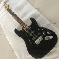 Factory custom 2019 New black Manual remains ST electric gui...